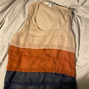 Ombré blouse forever21